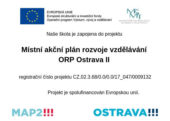 MAP OstravaMAP Ostrava